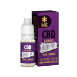 e-liquid cbd purple 100 mg 10ml