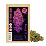 hempower bud girl juicy berry 25% cbd 1gr