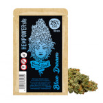 hempower bud girl blue dream 25% cbd 1gr