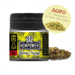 hempower lemon trump 17% cbd 2gr