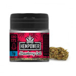 hempower strawberry call 17% cbd 1gr